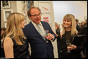 KATE BOENIGK; ALEX PROUD;SOPHIE MAY, Private view for Senna: Photographs by Keith Sutton Proud Chelsea www.proud.co.uk.<br /> , London.  5th March 2014