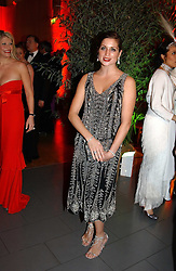 VANESSA NEUMANN at Andy & Patti Wong's Chinese New Year party to celebrate the year of the Rooster held at the Great Eastern Hotel, Liverpool Street, London on 29th January 2005.  Guests were invited to dress in 1920's Shanghai fashion.<br /><br />NON EXCLUSIVE - WORLD RIGHTS