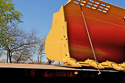 Large Bucket For Heavy Equipment