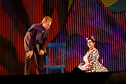 MIAMI, FL - Florida Grand Opera production of Paul Bunyan by Benjamin Britten based on a libretto by W. H. Auden. (Photo by Gaston De Cardenas/El Nuevo Herald)