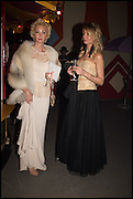 NATALIA ROTENBERG; SVETLANA LUTAY, The World's First Fund Fair  in aid of Natalia Vodianova's charity the Naked Heart Foundation. The Roundhouse. London. 24 February 2015.