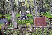 ICE_040514_014_rwx.Holavallagardur Cemetery, Reykjavik, Iceland..