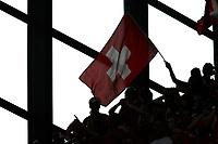 Photo: Chris Ratcliffe.<br /> Switzerland v Ukraine. 2nd Round, FIFA World Cup 2006. 26/06/2006.<br /> Swiss fans.