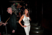 LIZZIE CUNDY, launch of Fabulous Haircare Range, Frankie's Italian Bar and Grill, 3 Yeomans Row, off Brompton Road, London SW3, 7pm