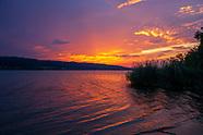 20200812 Sunset Lake Greifensee