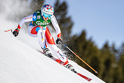 09.01.2021, Kandahar Strecke, St. Anton, AUT, FIS Weltcup Ski Alpin, Abfahrt, Damen, im Bild Michelle Gisin (SUI) // in action during her run for the women downhill race of FIS ski alpine world cup at the Kandahar Strecke in St. Anton, Austria on 2021/01/09. EXPA Pictures © 2020, PhotoCredit: EXPA/ Erich Spiess