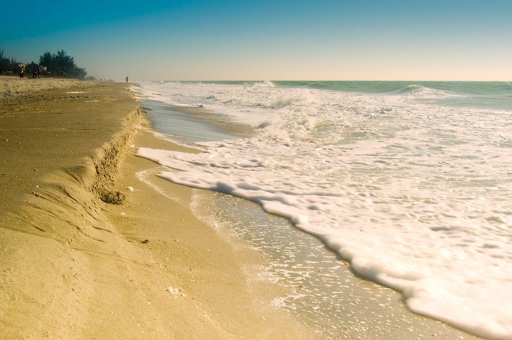 A perfect winter day on Captiva Island, Florida.