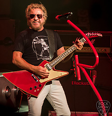 Sammy Hagar & the Circle 2019