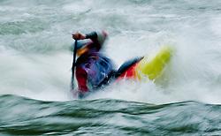 16.06.2010 ,Drauwalze, Lienz, AUT, ECA Kayak Freestyle European Championships im Bild Feature Kayak, EXPA Pictures © 2010, PhotoCredit: EXPA/ J. Feichter / SPORTIDA PHOTO AGENCY