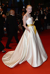 'Once Upon a Time... in Hollywood' red carpet - 72nd annual Cannes Film Festival in Cannes, France, on May 21, 2019. 21 May 2019 Pictured: Dakota Fanning attends the screening of 'Once Upon a Time... in Hollywood' during the 72nd annual Cannes Film Festival in Cannes, France, on May 21, 2019. Photo credit: Favier/ELIOTPRESS / MEGA TheMegaAgency.com +1 888 505 6342