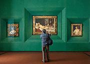 FLORENCE: Venere di Urbino, by Tiziano at Galleria degli Uffizi
