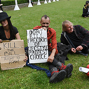 Hundreds protests against UK government racism, Stop the police bill of Gypsy Roma & Traveller in Parliament square, 7tth July 2021, London, UK.