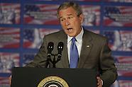 President Bush in Omaha, Neb