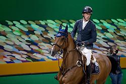 Smolders Harrie, NED, Monaco<br /> The Dutch Masters - 's Hertogenbosch 2021<br /> Rolex Grand Slam of Show Jumping<br /> © Dirk Caremans<br />  25/04/2021