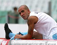 Fotball<br /> Serie A Italia<br /> Foto: Graffiti/Digitalsport<br /> NORWAY ONLY<br /> <br /> Roma 18/9/2005 Campionato Italiano Serie A<br /> Lazio Treviso 3-1 <br /> Paolo Di Canio Lazio