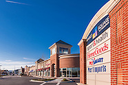 Market Square at Frederick Retail Center Photography