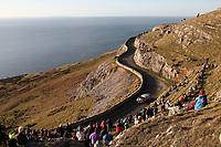 MOTORSPORT - WORLD RALLY CHAMPIONSHIP 2011 - WALES RALLY GB / RALLYE DE GRANDE-BRETAGNE - CARDIFF (GBR) - 10 TO 13/11/2011 - PHOTO : BASTIEN BAUDIN / DPPI - 11 PETTER SOLBERG (NOR) / CHRIS PATTERSON (GBR) - CITROËN DS3 WRC - PETTER SOLBERG WRT - ACTION