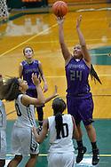 Lorain vs Keystone girls varsity basketball on November 20, 2015 at Elyria Catholic High. Images © David Richard and may not be copied, posted, published or printed without permission.<br /> @DavidRichardPix