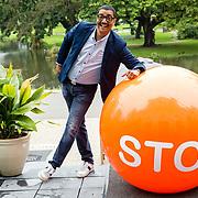 NLD/Amsterdam/20200903 - Kick off Stoptober 2020, Jorgen Raymann