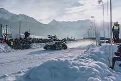 01.02.2020, Flugplatz, Zell am See, AUT, GP Ice Race, im Bild // during the GP Ice Race at the Airfield, Zell am See, Austria on 2020/02/01. EXPA Pictures © 2020, PhotoCredit: EXPA/ JFK