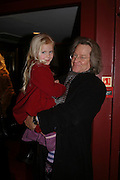 Maddie and A.C. Grayling, Mary Poppins Gala charity night  in aid of Over the Wall. Prince Edward Theatre. 14 December 2004. ONE TIME USE ONLY - DO NOT ARCHIVE  © Copyright Photograph by Dafydd Jones 66 Stockwell Park Rd. London SW9 0DA Tel 020 7733 0108 www.dafjones.com