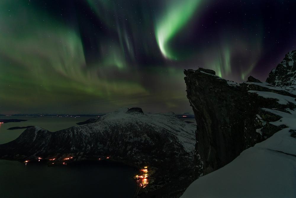 Landemerket Kjerna i Narvik kommune, Ofoten.