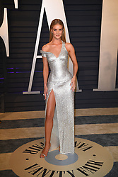 Rosie Huntington-Whiteley attending the 2019 Vanity Fair Oscar Party hosted by editor Radhika Jones held at the Wallis Annenberg Center for the Performing Arts on February 24, 2019 in Los Angeles, CA, USA. Photo by David Niviere/ABACAPRESS.COM