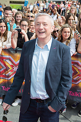 Image ©Licensed to i-Images Picture Agency. 01/08/2014. London, . RED CARPET ARRIVALS AT THE X FACTOR 2014. Louis Walsh arrives at the X-Factor auditions at Wembley Arena. Picture by Daniel Leal-Olivas / i-Images