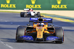 March 16, 2019 - Melbourne, Australia - Motorsports: FIA Formula One World Championship 2019, Grand Prix of Australia, ..#4 Lando Norris (GBR, McLaren F1 Team) (Credit Image: © Hoch Zwei via ZUMA Wire)