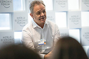 Jeremy Farrar, Director, Wellcome Trust, United Kingdom speaking during the session Investing in Mental Health at the World Forum World Economic Forum on Africa 2019. Copyright by World Economic Forum / Greg Beadle