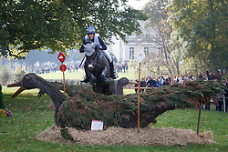 Svennerstal Ludwig, (SWE), Aspe<br /> Cross country<br /> Mondial du Lion - Le Lion d'Angers 2015<br /> © Dirk Caremans<br /> 17/10/15