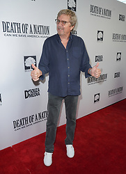 Lowell Cauffiel at Death Of A Nation Los Angeles Premiere held at Regal L.A. Live: A Barco Innovation Center on July 31, 2018 in Los Angeles, California, United States (Photo by Jc Olivera for Jade Umbrella)