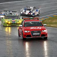 At Le Mans 24H, 2014 (Saturday, 14 June)