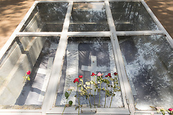 Open Tomb Of  People Killed In Rwandan Genocide, Kigali Genocide Museum