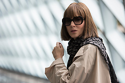 RELEASE DATE: August 16, 2019 TITLE: Where'd You Go, Bernadette STUDIO: United Artists DIRECTOR: Richard Linklater PLOT: A loving mom becomes compelled to reconnect with her creative passions after years of sacrificing herself for her family. Her leap of faith takes her on an epic adventure that jump-starts her life and leads to her triumphant rediscovery.. STARRING: CATE BLANCHETT as Bernadette Fox. (Credit Image: © United Artists/Entertainment Pictures/ZUMAPRESS.com)