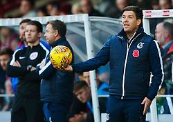 Bristol Rovers manager Darrell Clarke - Mandatory by-line: Matt McNulty/JMP - 11/11/2017 - FOOTBALL - Glanford Park - Scunthorpe, England - Scunthorpe United v Bristol Rovers - Sky Bet League One