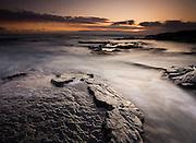 Seascape, south-west Iceland