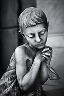 Heavens Gate - Black and white art photo of the stone sculpture of a Jannet Duff and her gireving son. Sculpted by L Beltrami 1894. The monumental tombs of the Staglieno Monumental Cemetery, Genoa, Italy .<br /> <br /> Visit our PEOPLE & PLACES PHOTO ART COLLECTIONS for more photos to buy as buy as wall art prints https://www.photoshelter.com/mem/images/index#/C00001WetsxVxNTo/ .<br /> <br /> Visit our LANDSCAPE PHOTO ART PRINT COLLECTIONS for more wall art photos to browse https://funkystock.photoshelter.com/gallery-collection/Places-Landscape-Photo-art-Prints-by-Photographer-Paul-Williams/C00001WetsxVxNTo