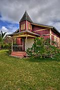 Kealii O Ka Malu Church in Hale'iwa, Hawaii.