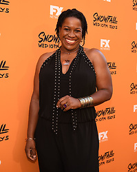 LOS ANGELES - JUNE 26: Michael Hyatt attends FX Networks and FX Productions Premiere event for 'Snowfall' at The Theatre at the Ace Hotel on June 26, 2017 in Los Angeles, California. (Photo by Frank Micelotta//FX/PictureGroup) *** Please Use Credit from Credit Field ***