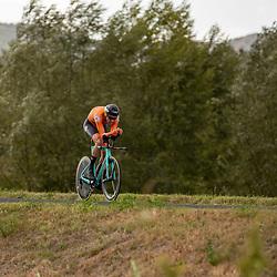 25-09-2020: wielrennen: WK tijdrit mannen: Imola<br /> Tom Dumoulin