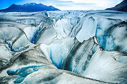 Glaciar Viedma, localizado dentro do Parque Nacional Los Glaciares, na Província da Santa Cruz, o maior da Argentina. FOTO: Jefferson Bernardes/ Agência Preview