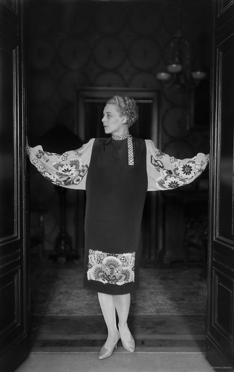 Gerda Maurus, actress, 1928