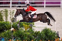 Schou Andreas, DEN, Darc De Lux, 328<br /> Olympic Games Tokyo 2021<br /> © Hippo Foto - Dirk Caremans<br /> 03/08/2021