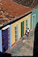 Cuba, Province de Sancti Spiritus, Trinidad, Patrimoine mondial de l'UNESCO // Cuba, Region of Sancti Spiritus, Trinidad, World heritage of UNESCO