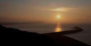 Sunrise at Newhavan Harbour