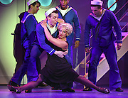 "April 7, 2016, East Haddam, CT<br /> Mara Lavitt -- Special to the Hartford Courant<br /> The run-through of  the classic Cole Porter musical ""Anything Goes"" being performed at Goodspeed Musicals in East Haddam. Desiree Davar as Erma."