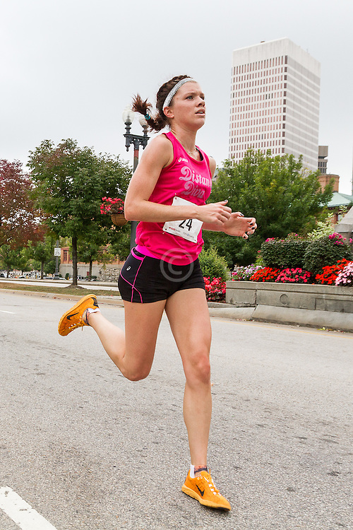 CVS Health Downtown 5k, USA 5k road championship, Brigitte Mania