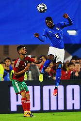 CLAUD ADJAPONG<br /> CALCIO AMICHEVOLE ITALIA - MAROCCO U21