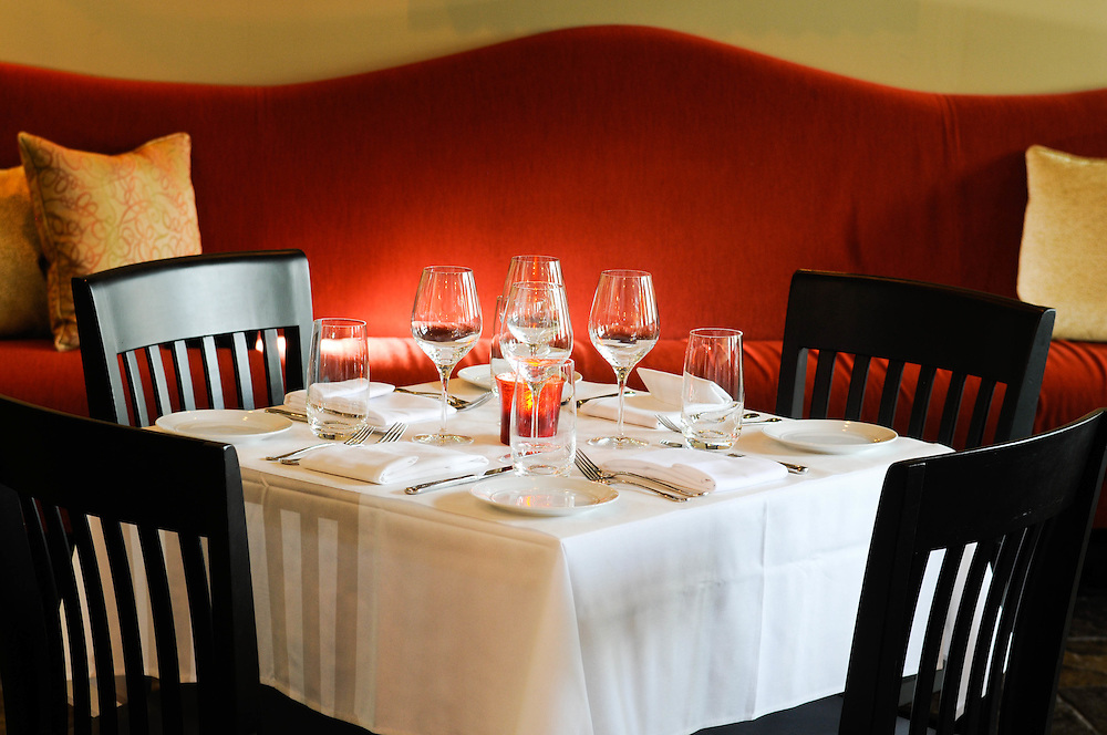 Bergamot Restaurant in Somerville, MA.